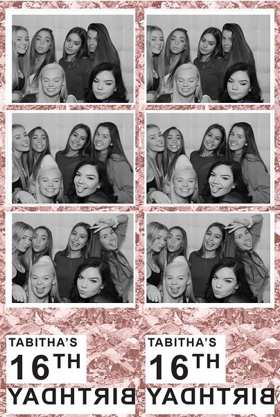Tabitha's 16th Birthday (10/20/18)