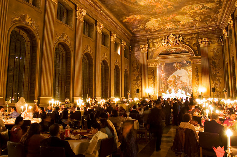 Wedding Reception at Greenwich Palace,London