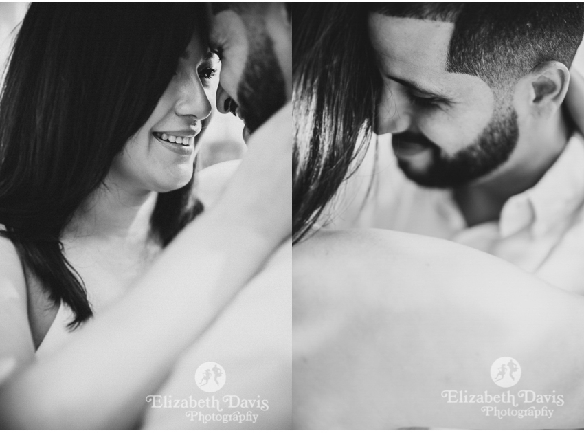 Downtown Tallahassee engagement session by Elizabeth Davis Photography
