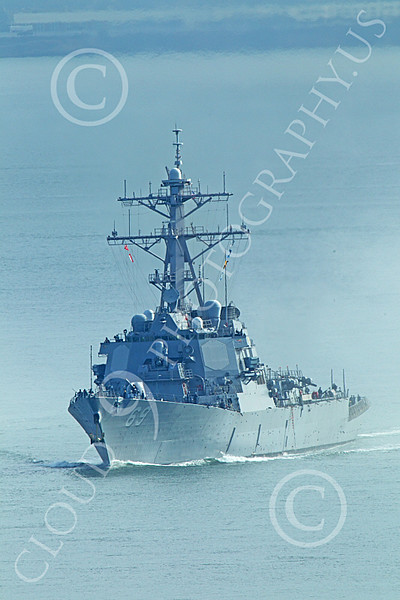 U.S. Navy Guided Missile Destroyer Warship Pictures