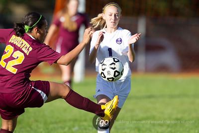 9-11-14 Minneapolis Roosevelt v Minneapolis Southwest Girls Soccer