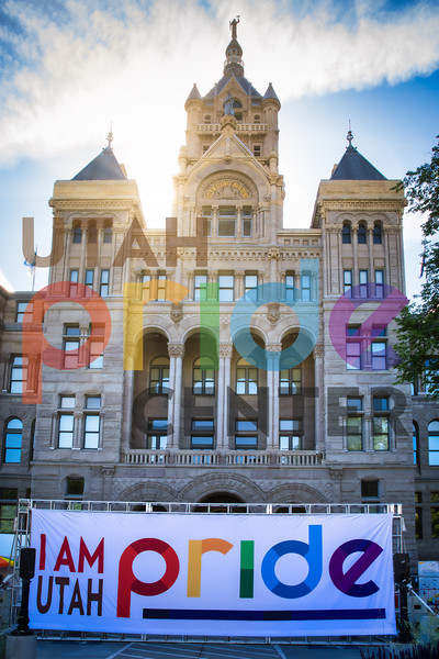 2021 Pride Story Garden photos by Pamela Bloom