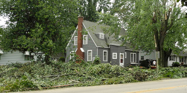 Hortonville Storm of 2013
