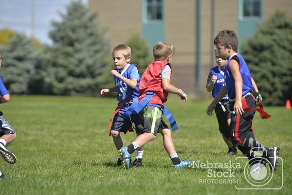 YMCA Flag Football (Patriots)