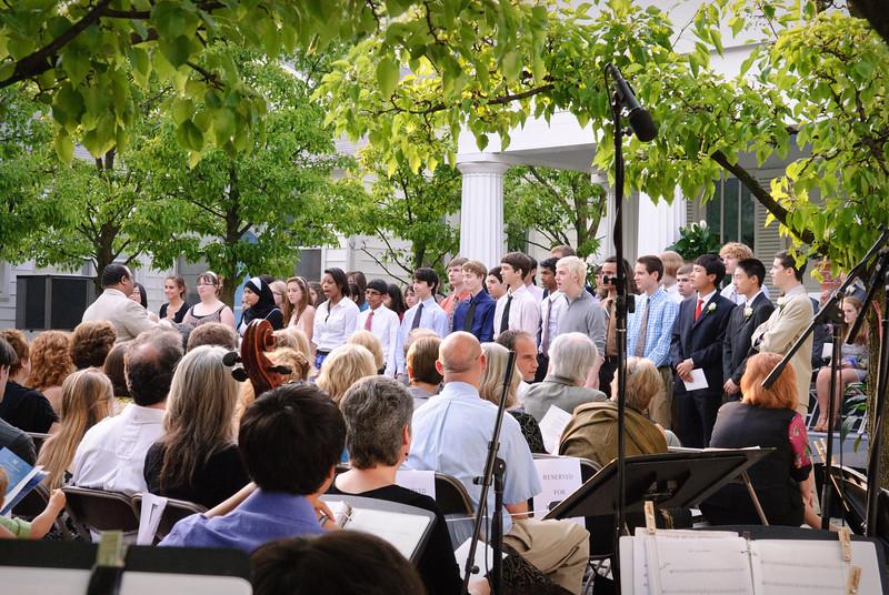 mvgrad2011-TOP_3224 MVCDS Graduation, Class of 2011
