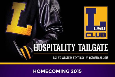L Club Homecoming 10/24/15