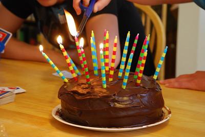 Austin's 19th Birthday