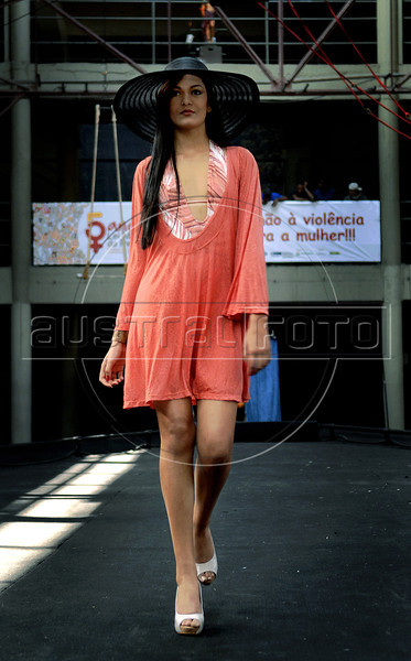 Amendoeiras Project fashion show