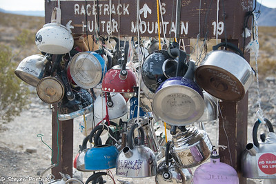 Racetrack, Death Valley - October 28-31, 2016