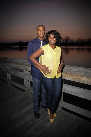 Lakeisha and Kenny