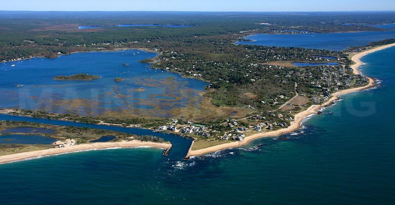 Quonochontaug, Charlestown, Rhode Island.