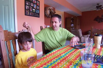 Zachary's birthday 2010