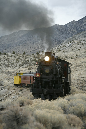Nevada Northern Railroad