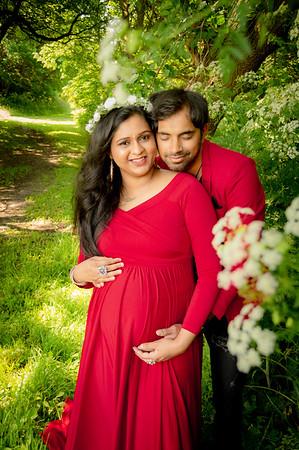 Maternity Portraits - June 2021