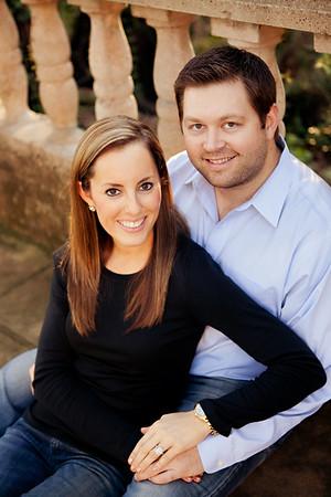 Adam and Amanda's Engagement Portraits