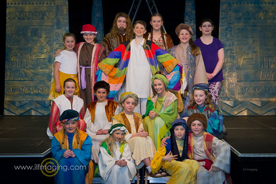 Act 1: Joseph & His Amazing Technicolour Dream Coat