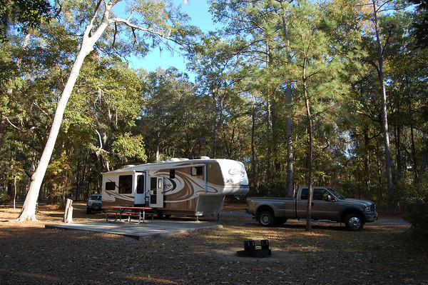 Journal Site 170: Skidaway Island State Park, Savannah, GA - Dec. 6, 2010