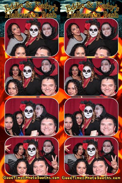 Kathy's and Eddie's Halloween Bash