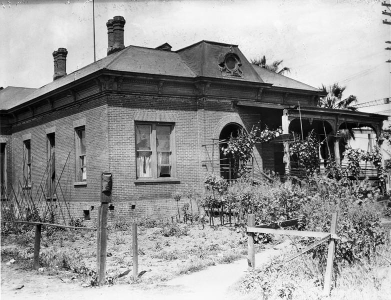 1883, Woodhead Residence