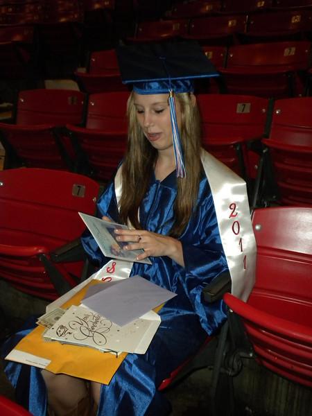 Kelsey Graduation SCHS 2011