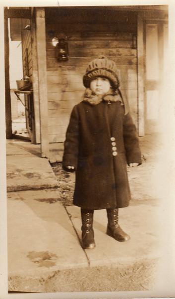 Wilma Eileen Clark - 6 years old - 1st grade - Circa 1926.jpg