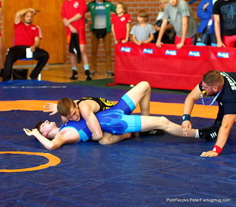 GrecoRoman Wrestling Youth Competition Katowice october 2018