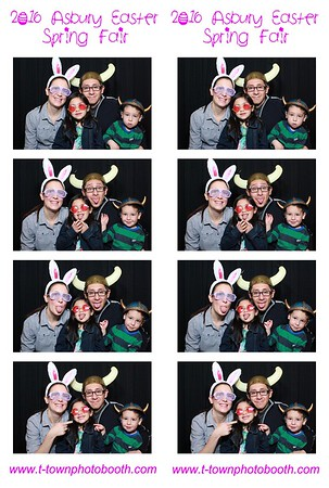 Asbury Easter Celebration 2016