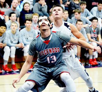 Edgewood at Conneaut boys basketbal 12/19/15