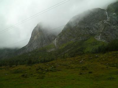 Mt Monch & Lauterbrunnen Area Sept 13-16, 2012
