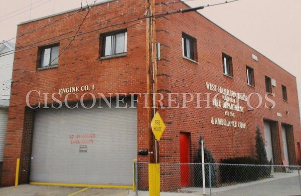 West Hamilton Fire Department - Brooklyn