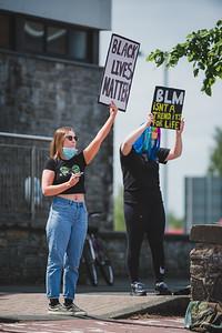 2020.06.08 Black Lives Matter Protest Enniskillen