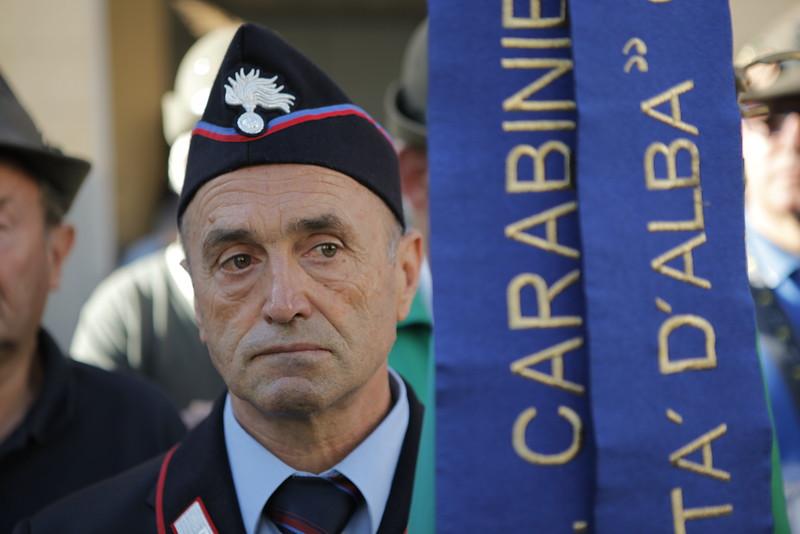 Cerimonia di conferimento della cittadinanza onoraria all'Arma dei Carabinieri