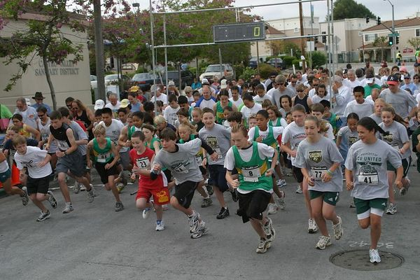 Castro Valley Earth Day 5K Run