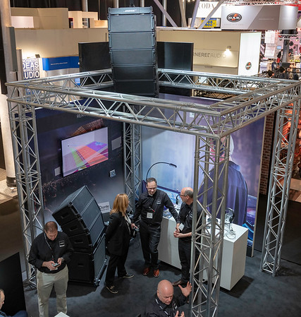 ISE 2019 Booth