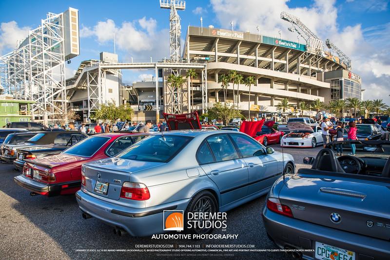 2017 10 Cars and Coffee - Everbank Field 036A - Deremer Studios LLC