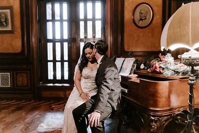 Michaela and PJ (Wedding)