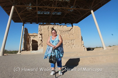 Casa Grande Ruins Native American Fest 11-19-2016