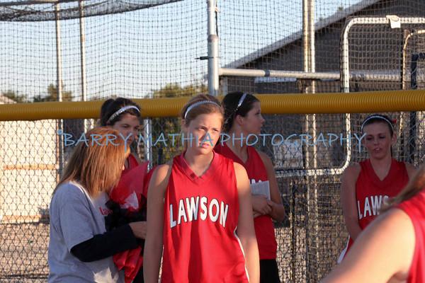 Lawson vs LeBlond Varsity 2010