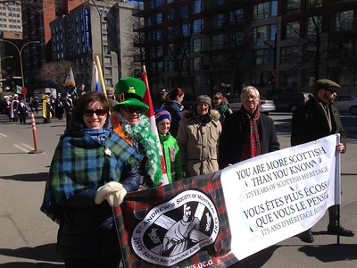 St-Patrick's Day Parade March 20, 2016