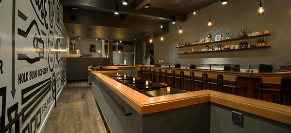 ICHI Sushi (Restaurant Interior Photography) @ San Francisco, California