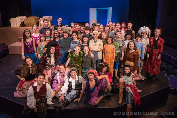 "Children's Theatre of Madison ""Peter Pan, Jr"" 2016"