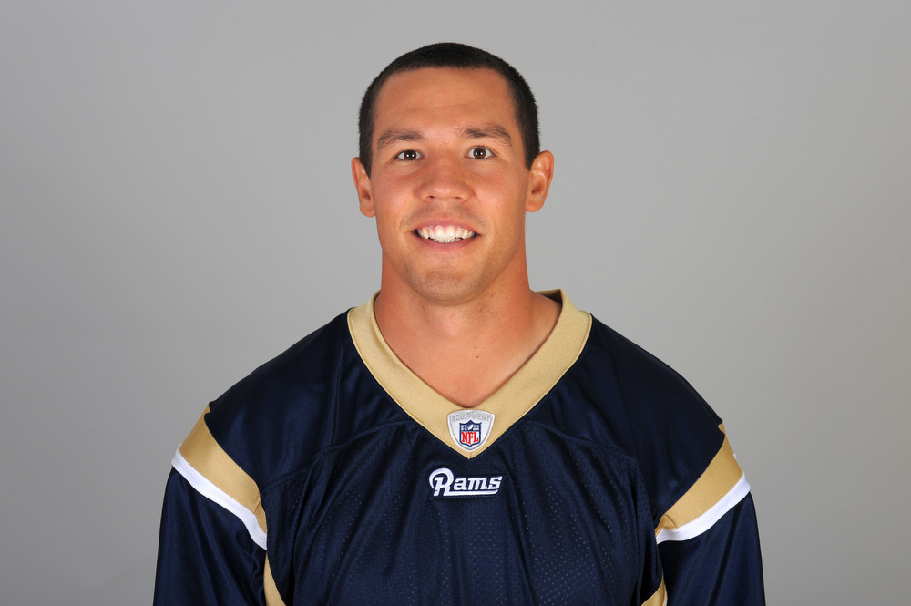 . Sam Bradford, Oklahoma Selected first overall by the Rams in 2010 Bradford showed promise his rookie season, passing for 3,512 yards on the way to an AP Offensive Rookie of the Year award. The following season, though, the Rams went just 1-9 in 10 Bradford starts. St. Louis stuck with Bradford in 2012 and went 7-8-1. GRADE: B. Not a game-changer, but he�ll be a solid starting quarterback for a while. (Photo by NFL via Getty Images)