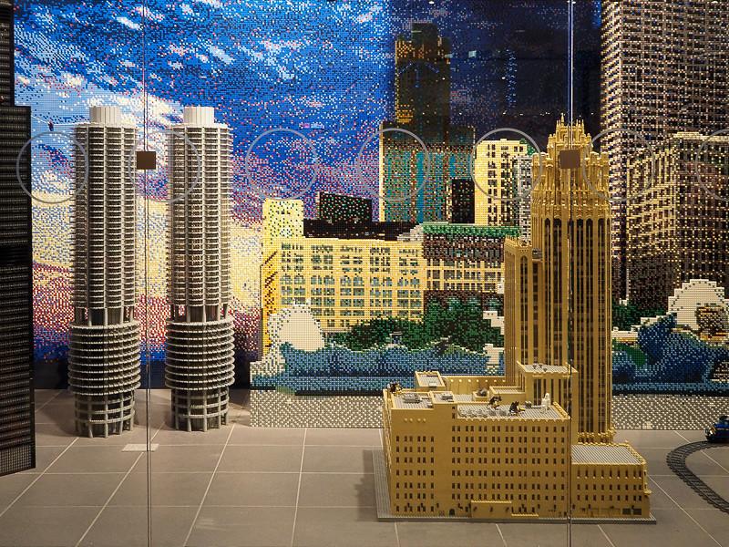 November 28 - Chicago skyline (with Legos).jpg