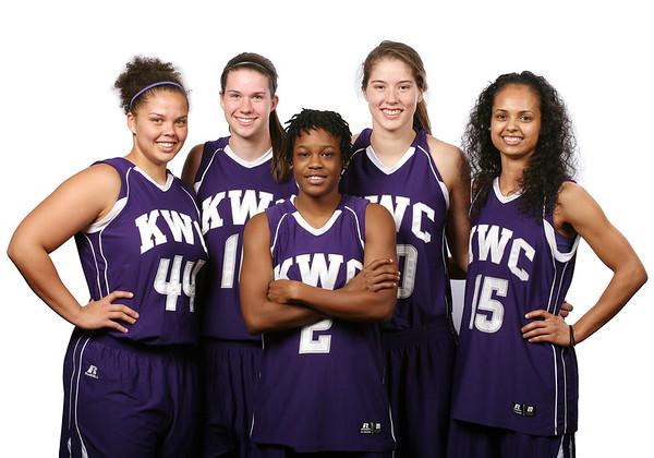 2012-13 Womens Basketball