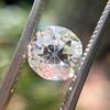 1.60ct Old Mine Cut Diamond, GIA H VS2 4