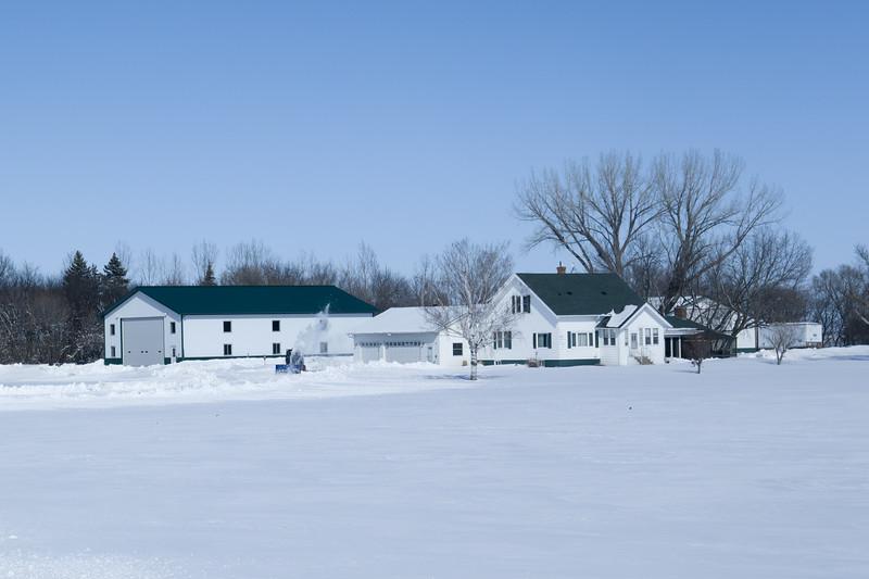 Eastern North Dakota Farm