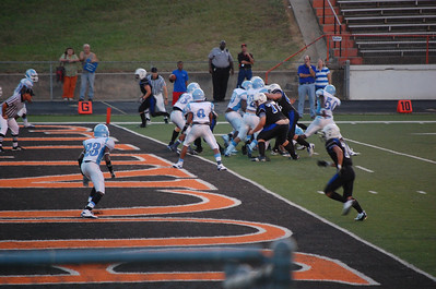 Redwater Football Game