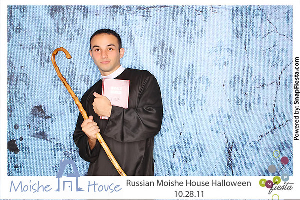 Moishe House Halloween @ Russian Moishe House SF 10.28.11