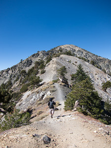 Mount Baldy - Devil's Backone 2011