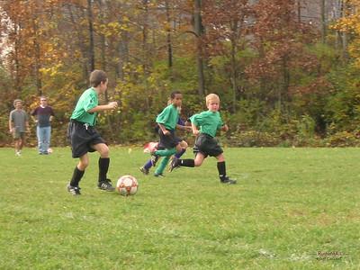 CSA Soccer, Fall 2004